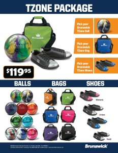 Ball Bag Shoe TZone Package Flyer - 119-95
